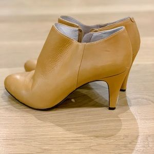 Vince Camuto Camel Ankle Booties